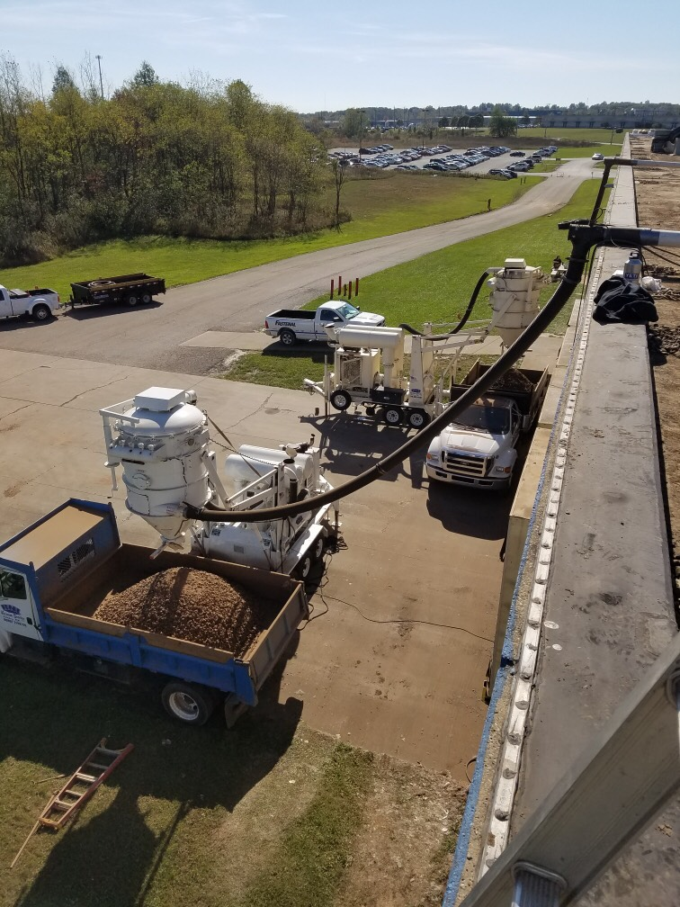 Rnl Vacuum Commercial Amp Residential Roof Vacuuming Service